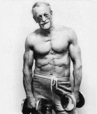 Allenarsi con i pesi anche dopo i 65 anni?